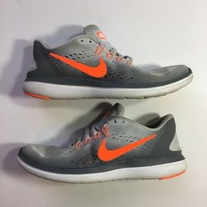 Nike Flex 2017 Rn Men's Running Shoes Size 8